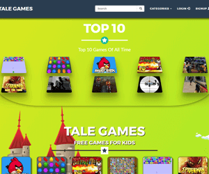 Tale Games